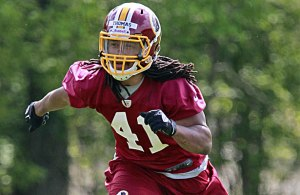 Redskins Promote Phillip Thomas to Active Roster, Cut Clifton Geathers