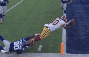 "RGIII: ""That's a Touchdown in Every Game I've Ever Seen"""