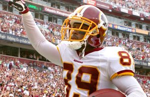 Redskins Will Not Re-Sign Santana Moss