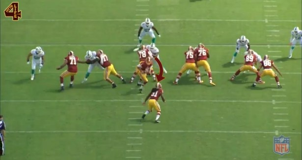 Redskins Film Review: Sacks From Week One