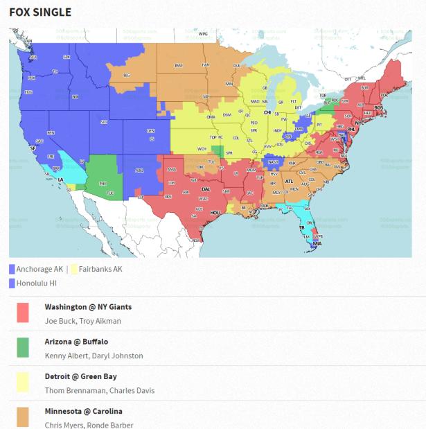 NRG Energy Pre-Game Report - Redskins vs Giants Week 3