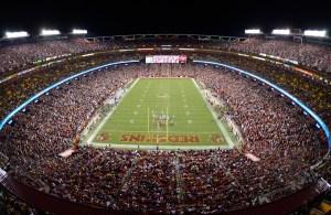 Redskins Announce Fan Information For MNF Season Opener