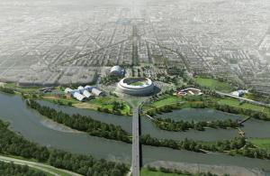 $489 Million Proposal for RFK Stadium Campus Includes Possible new Redskins Stadium