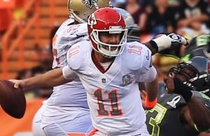 Redskins acquire QB Alex Smith via trade with Chiefs