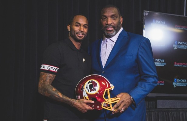 Washington Redskins sign wide receiver Paul Richardson