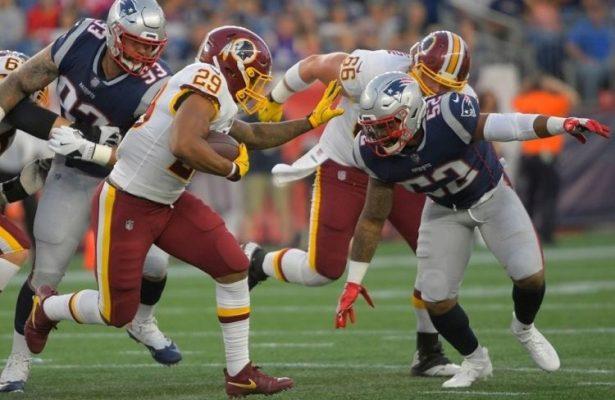 Redskins place three players on IR