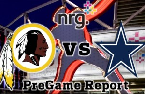 HTTR4LIFE Pre-Game Report - Redskins vs Cowboys Week 12