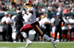 Redskins Highlights: Rookie WR Terry McLaurin & QB Case Keenum