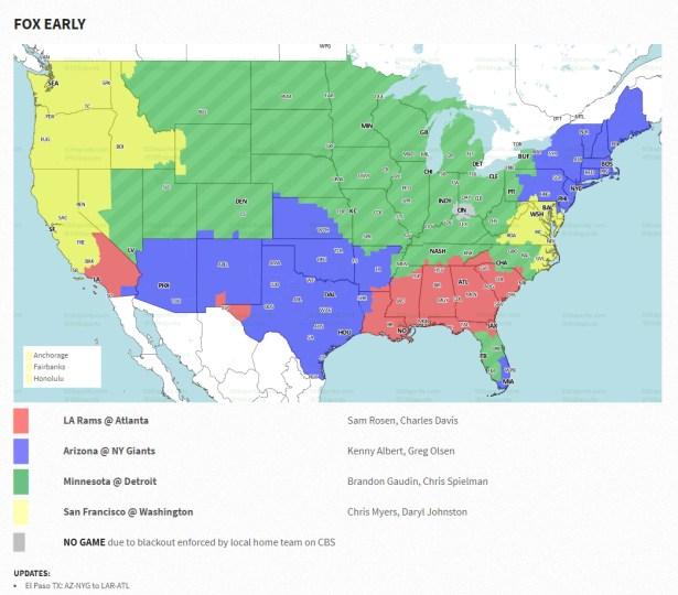 Redskins vs 49ers Week 6