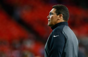 Rated Redskins Radio: Bruce Allen and Head Trainer Larry Hess Fired, Ron Rivera Hired
