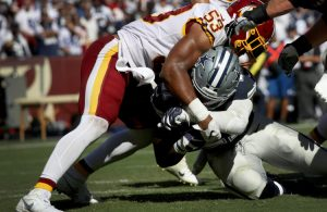 Redskins Re-signing LB Jon Bostic; Ereck Flowers Signs With Dolphins
