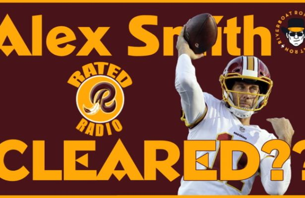 Washington QB Alex Smith Activated