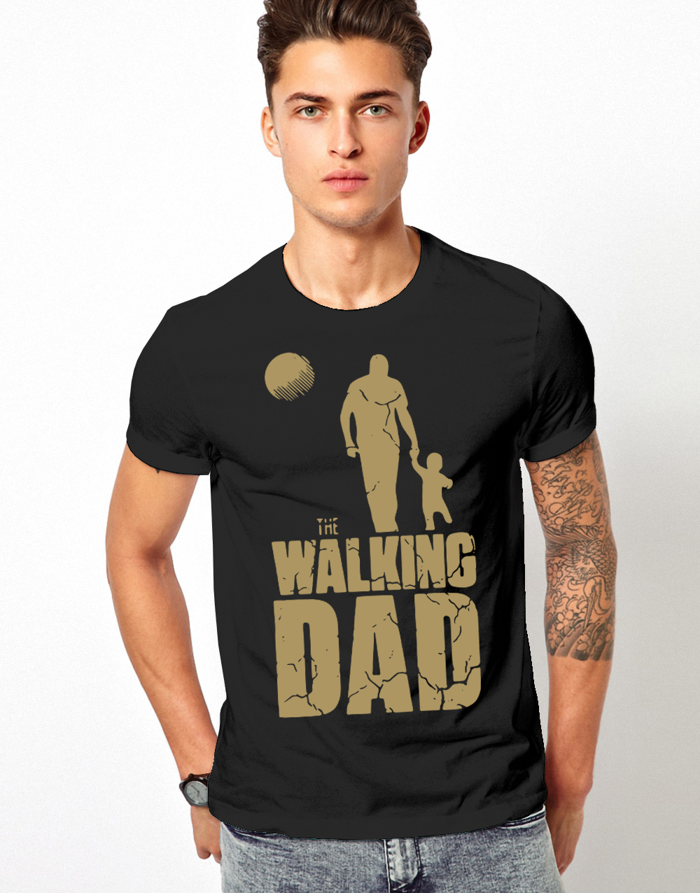 Official The Walking Dad shirt