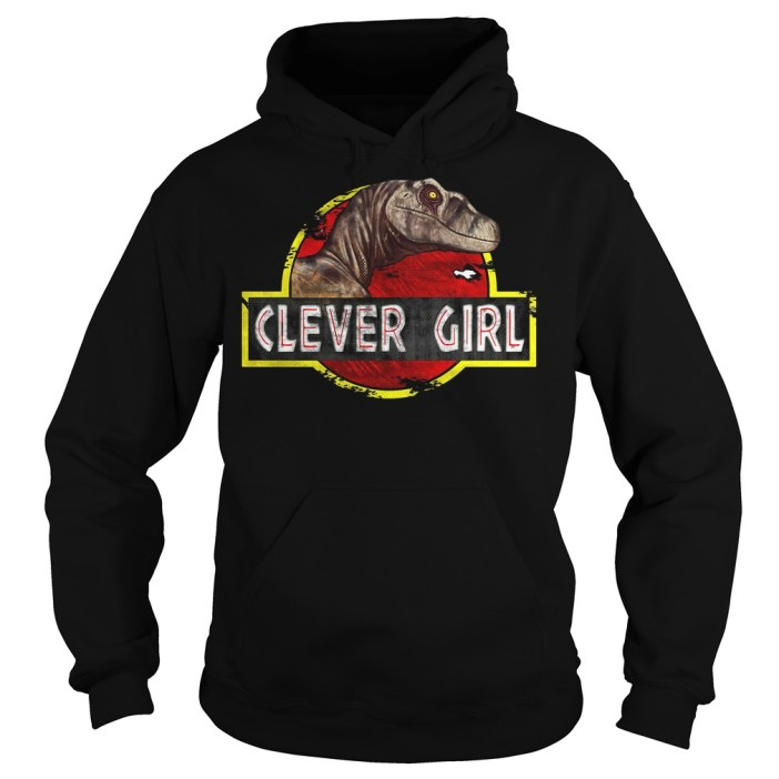 Jurassic World Clever Girl Hoodie