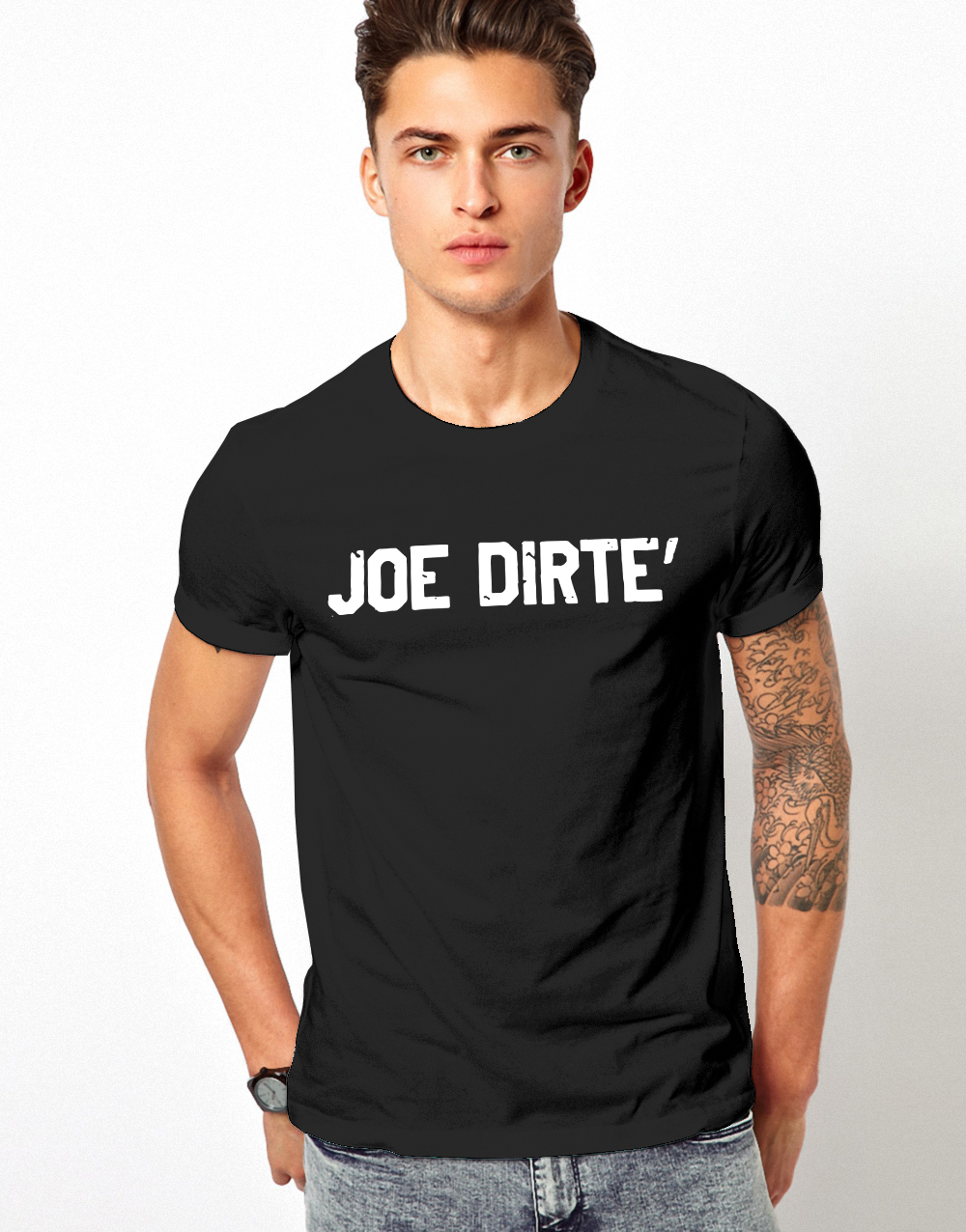 Official Joe dirte' shirt