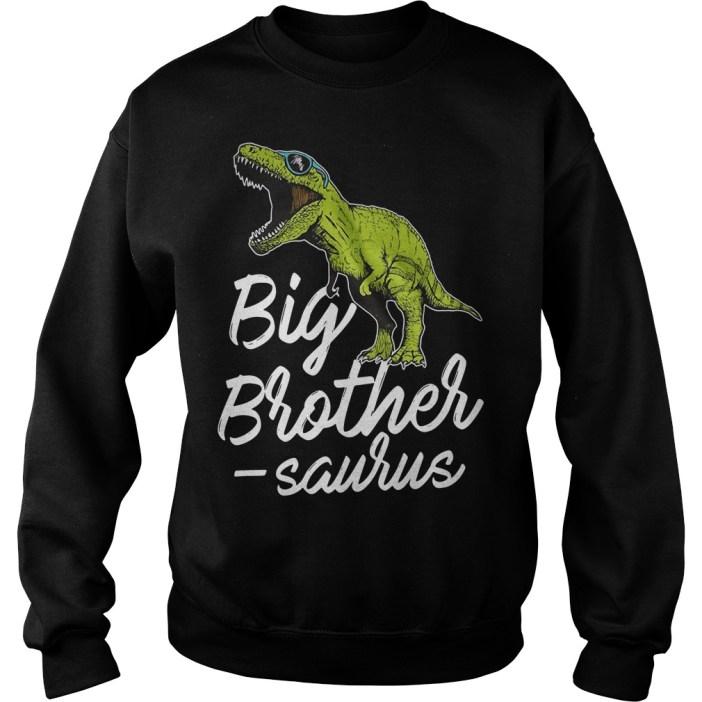 Big Brother Saurus T rex Sweater