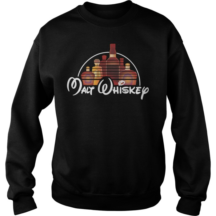 Malt whiskey Disney Sweater