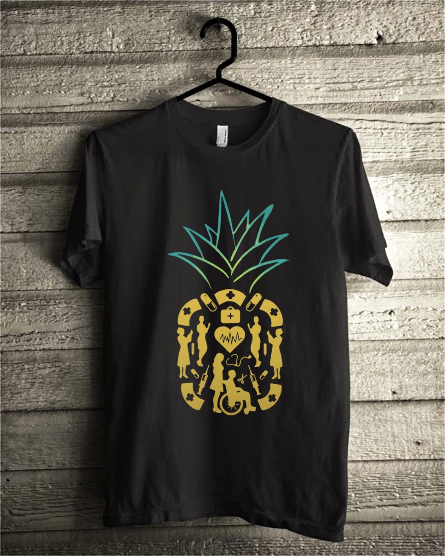 Official Nurse pineapple shirt