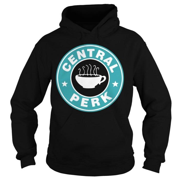 Central perk coffee Hoodie