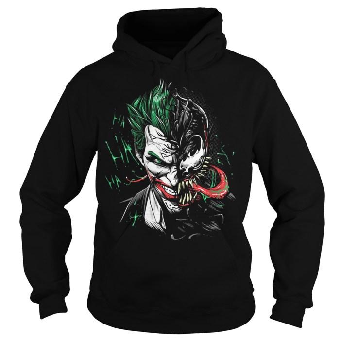 Official Joker Venom Hoodie