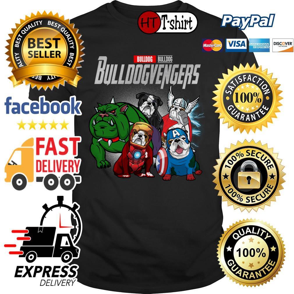 Marvel Avengers Endgame Bulldog Bulldogvengers shirt