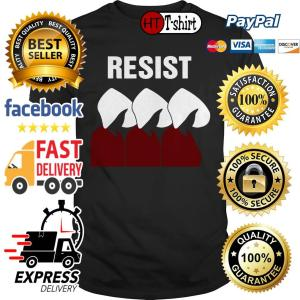 Official Woman Resist shirt