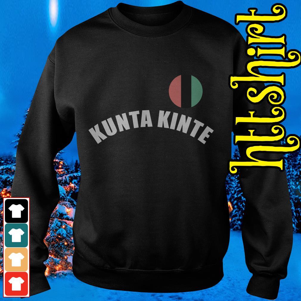Colin Kaepernick Kunta Kinte Sweater