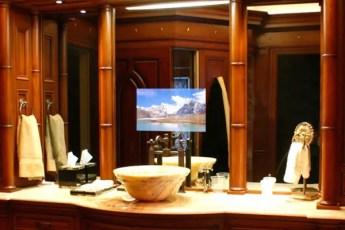 Plymouth Bathroom TV Mirror