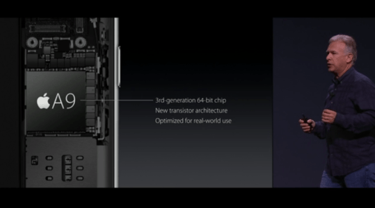The new A9 processor opens up new possibilites with the iPhone 6s and 6s Plus
