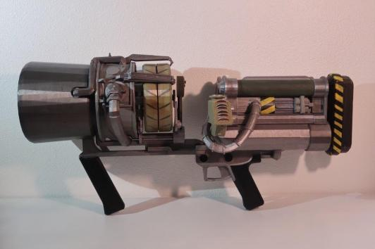 Call of Duty Thundergun 3D Print 1
