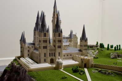 Hogwarys Harry Potter 3D Print 5