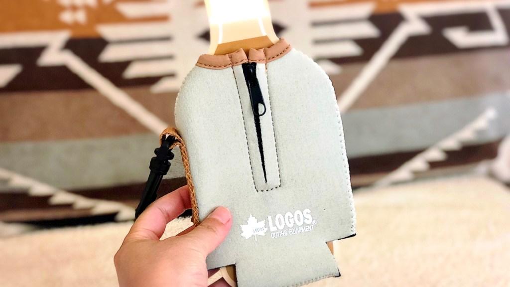 クラフトボス ロゴス オリジナル ボトルホルダー