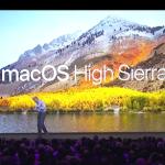 macOS 10.13.2公開 安定性、互換性、セキュリティが改善