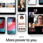 iOS 12.1のリリース日、更新内容を正式発表 スペシャルイベントの準備かな?