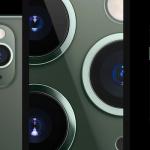 iPhone 11シリーズ、カメラが最大の推しポイント