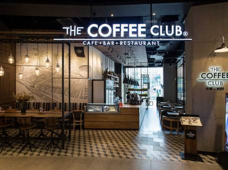 The Coffee Club – Bluport