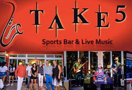 Take 5 Sports bar & live music