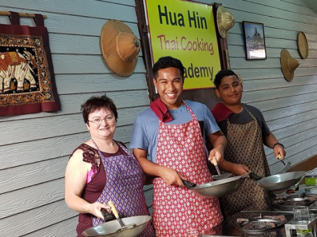 Hua Hin Thai Cooking Academy