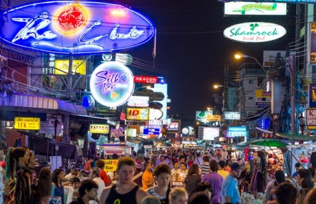Khao San Road To Undergo Major Revamp in Next 7 Months