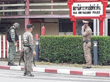 Abandoned Motorcycles Prompt Bomb Alert In Hua Hin