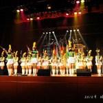 ★2010年校慶音樂晚會 旗隊、儀隊舞台表演~