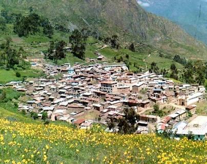48 Aniversario del Distrito de Santa Cruz de Andamarca  es el martes 19