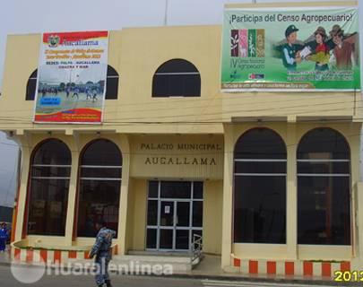 Municipalidad Distrital de Aucallama