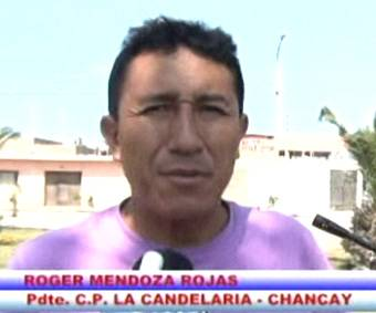 Roger Mendoza Rojas