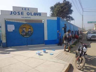 colegio Jose Olaya