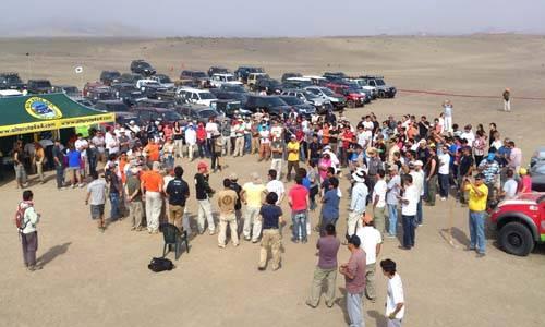 Raid del Tubo Huaral 2013