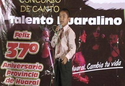 Talento Huaralino