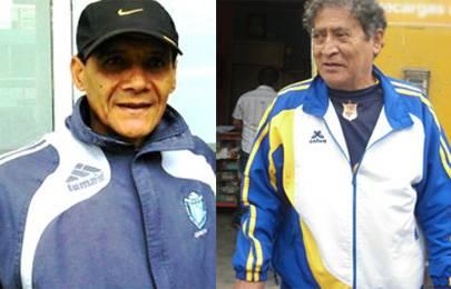 Sergio Silva y Pedro Ruiz