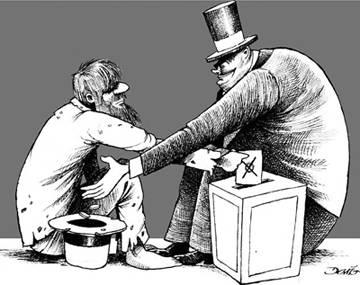 empresaros electorales