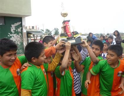 escuela municipal deporte